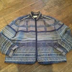 Coldwater Creek Jacket - Petite XL - Blue